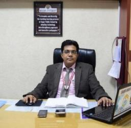 Mr. Anuj Rawat, Manager Administration